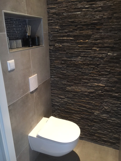 Favoriete Uitzonderlijk Toilet Verbouwen Ideeen @EAS31 - AgnesWaMu &EZ07